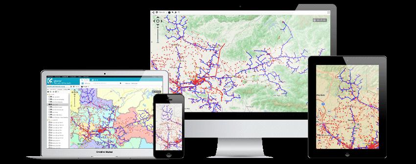 Về Nền tảng GIS